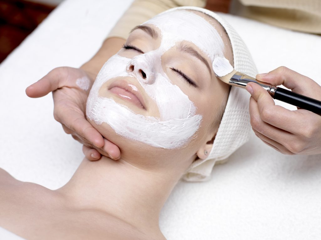 Day Spa Skin Care Amenities