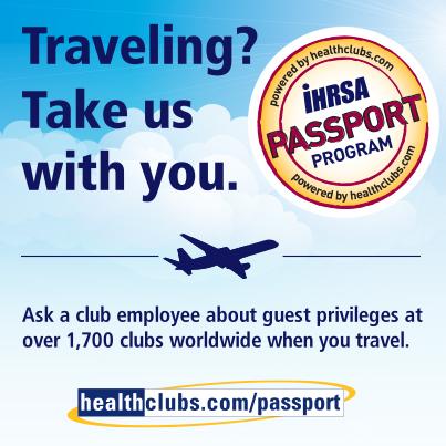 IHRSA Passport Logo