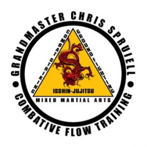 Kid's Karate Grandmaster Chris Spruiell Logo