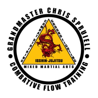 Kid's Karate Grandmaster Chris Spruiell Logo