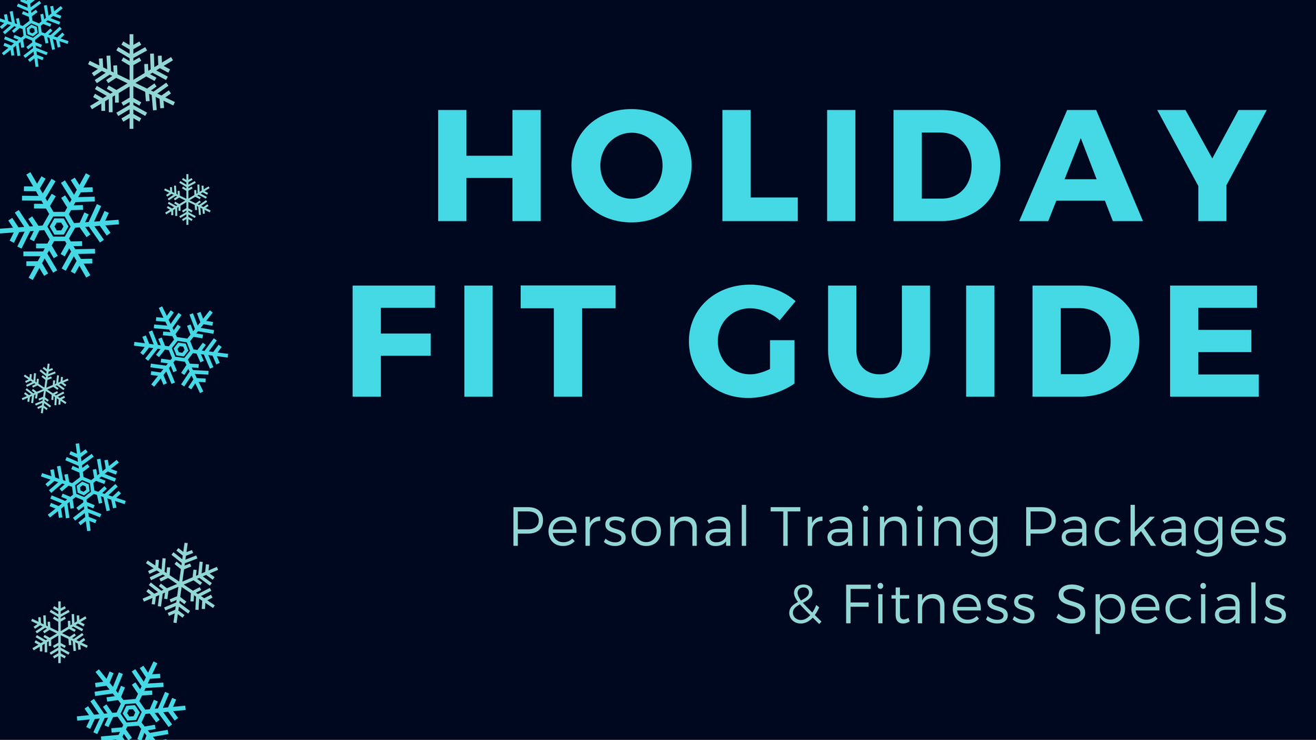 Holiday Fit Guide 2016
