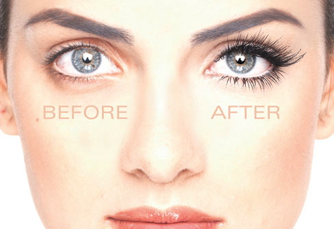 NovaLash Before & After