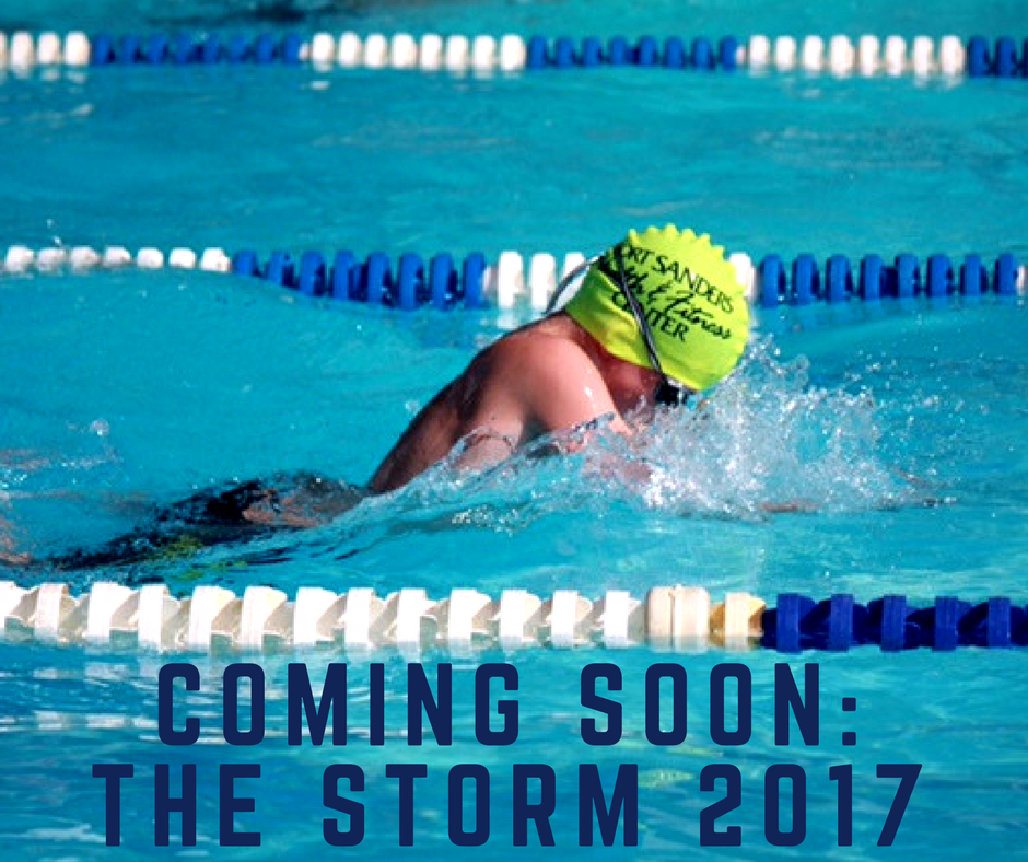 The Storm Swim Team teaser image of boy swimming