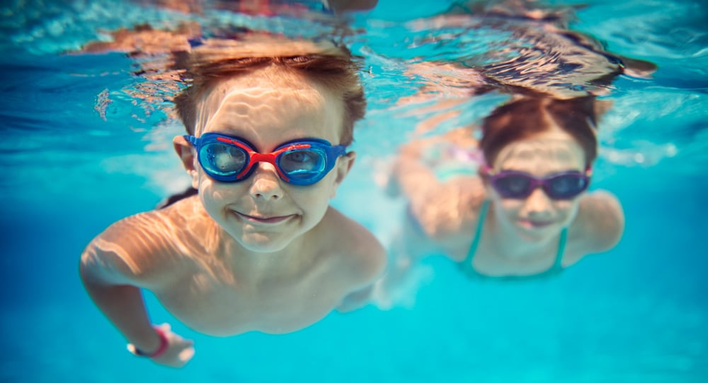 aquatics kids swimming