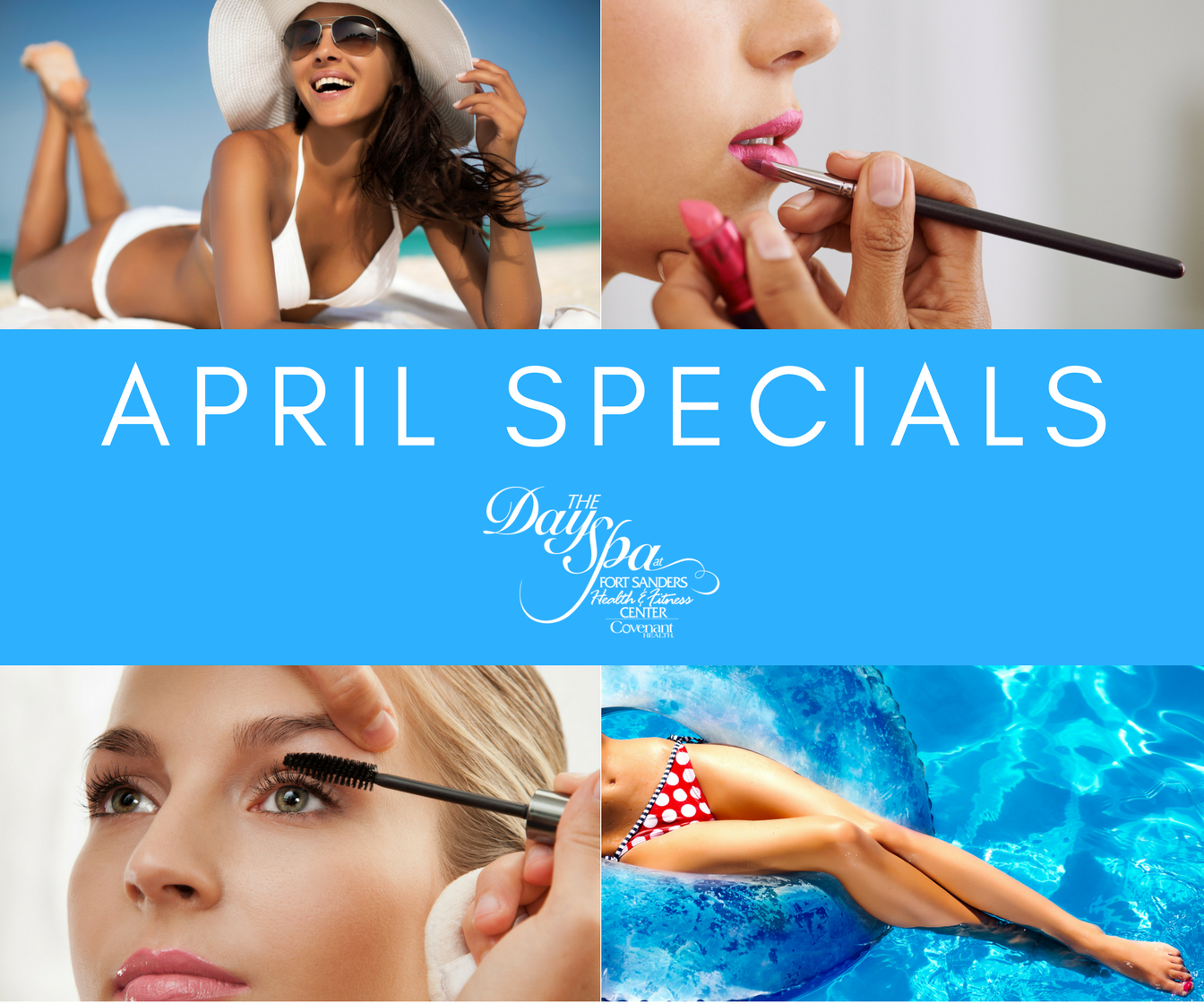 April Specials at The Day Spa Image