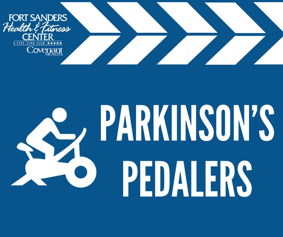 Parkinson's Pedalers Class Logo