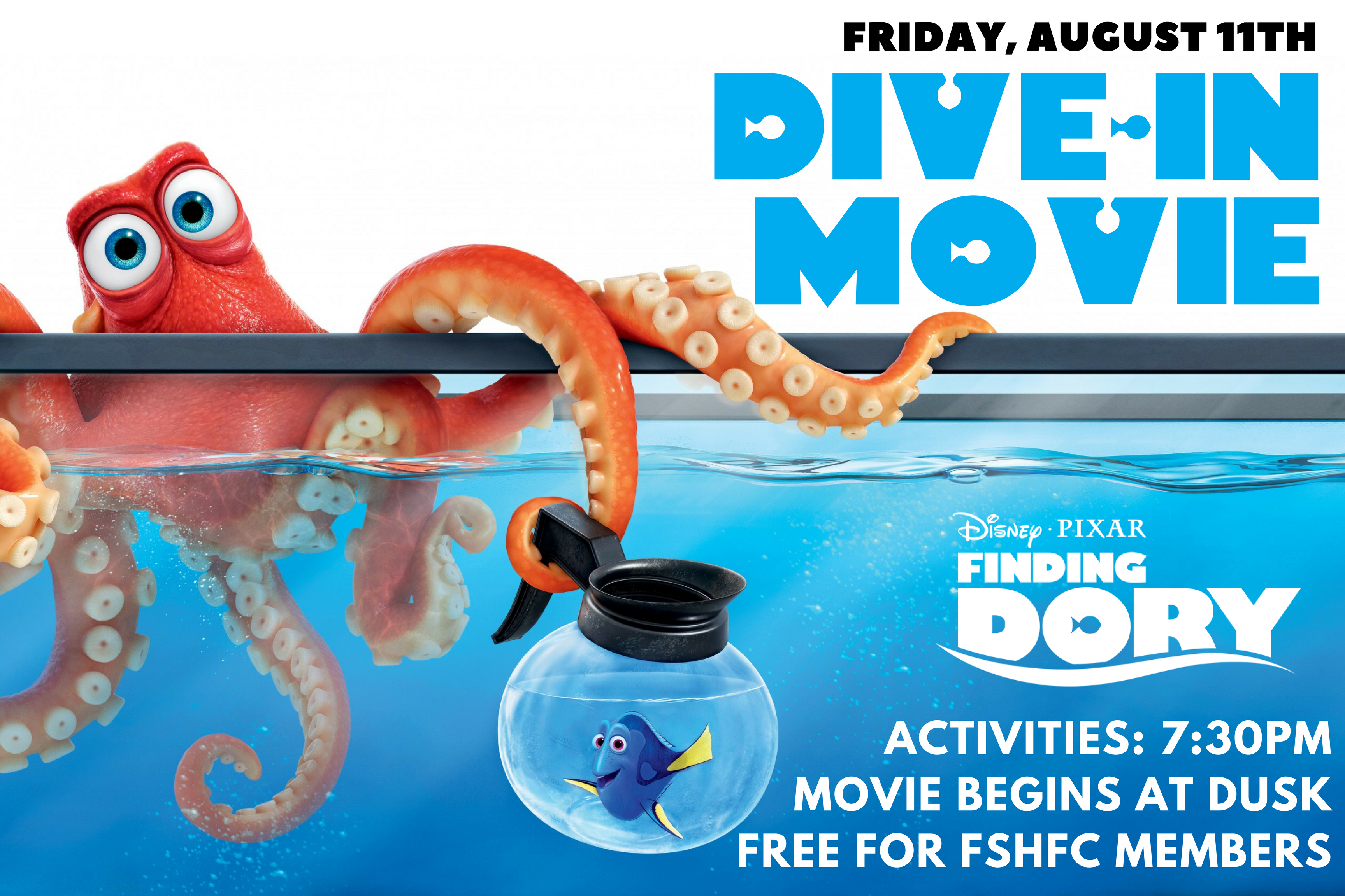 Dive in movie finding dory fort sanders health and fitness center - Dive in movie ...