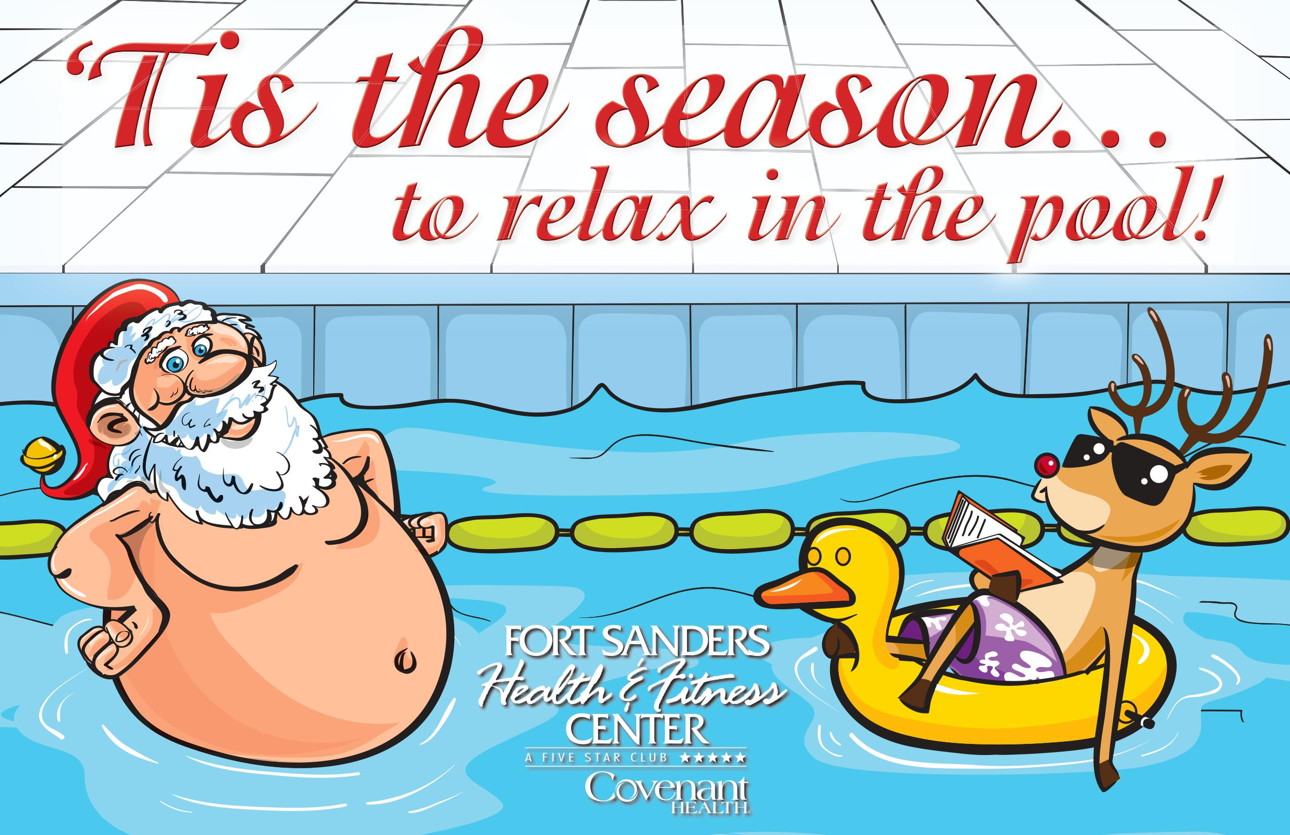 Christmas In July Clipart.Christmas In July Fort Sanders Health And Fitness Center