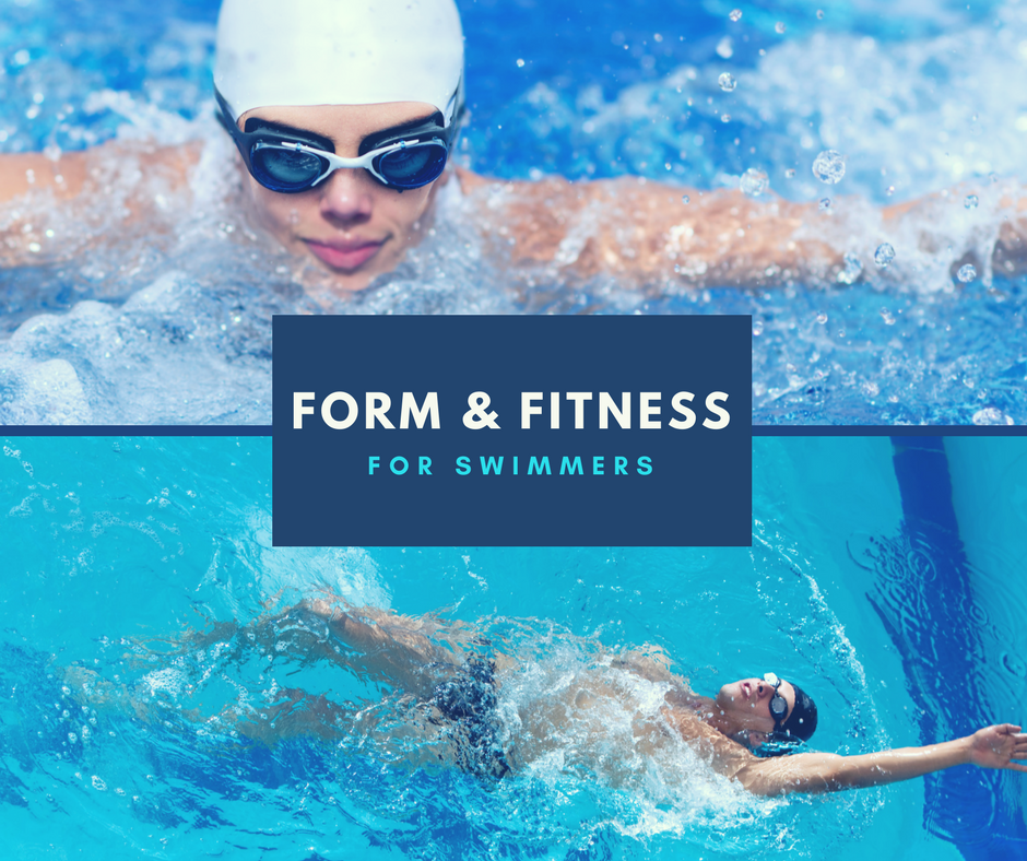 Form and Fitness Swimming Small Group