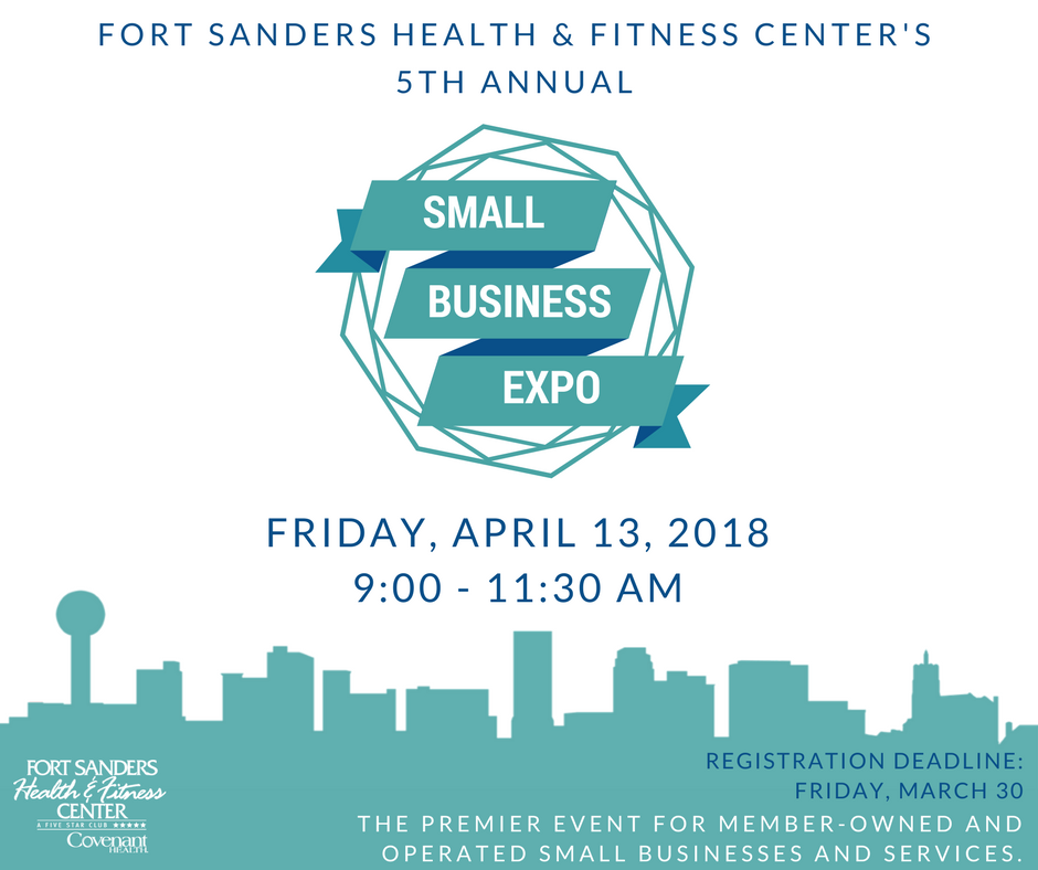 2018 Small Business Expo Fort Sanders Health & Fitness Center