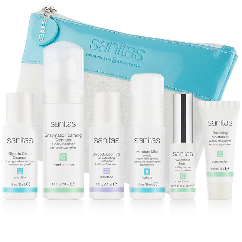 Sanitas Skincare at The Day Spa at FSHFC