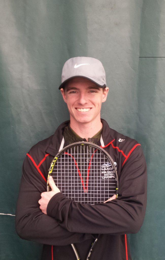 Fort Sanders Tennis Pro Trey Ambrose