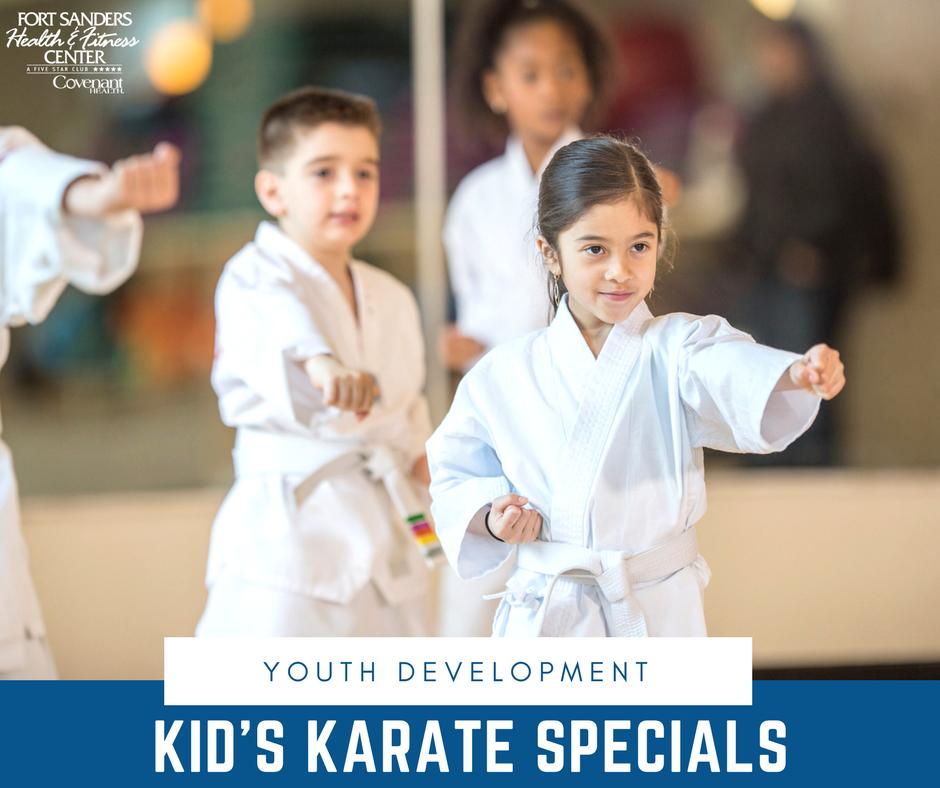 FSHFC Kid's Karate Specials
