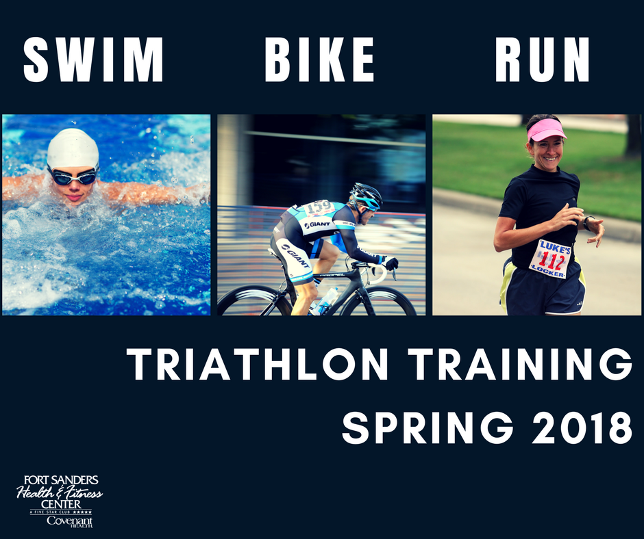 Spring 2018 FSHFC Triathlon Training Program