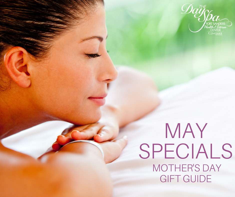 May 2018 Specials at The Day Spa at FSHFC