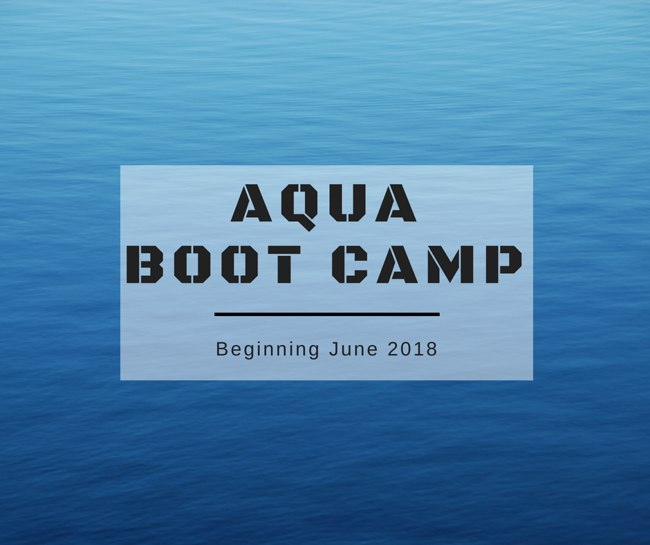 Aqua Bootcamp Group Fitness Class at Fort Sanders Health & Fitness Center