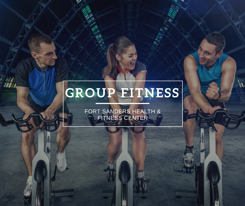 Group Fitness Fort Sanders Health And Fitness Center