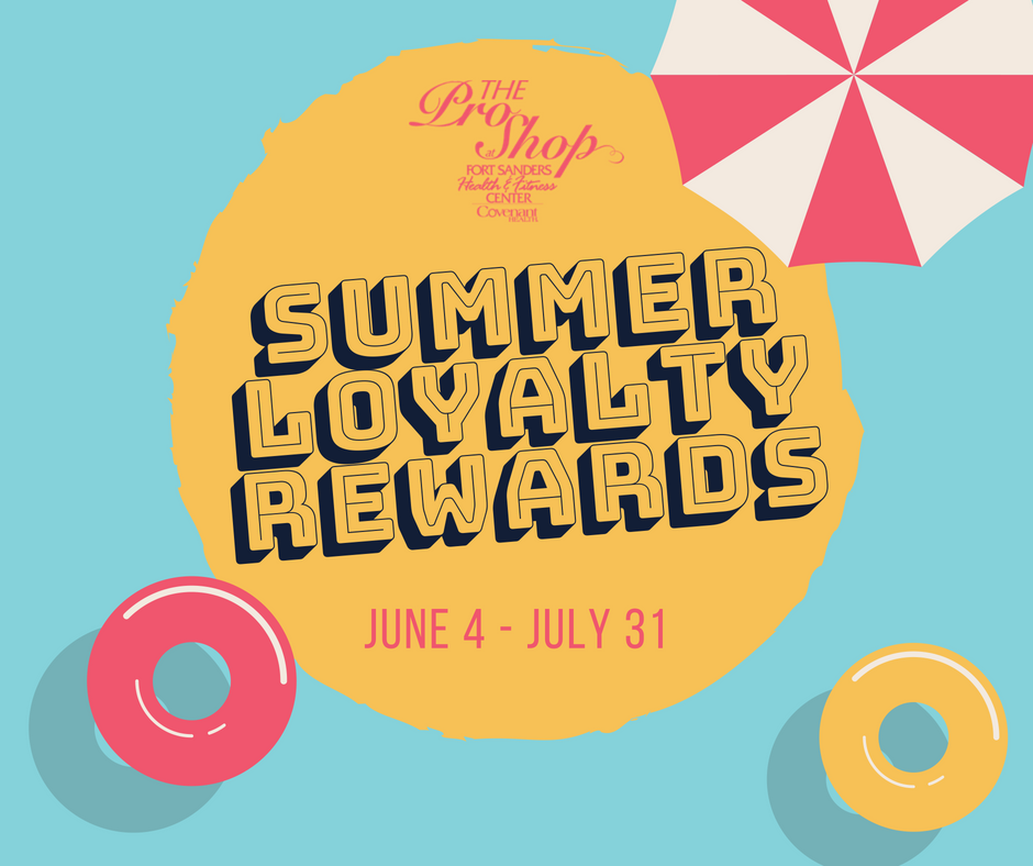 2018 Pro Shop at FSHFC Summer Loyalty Rewards