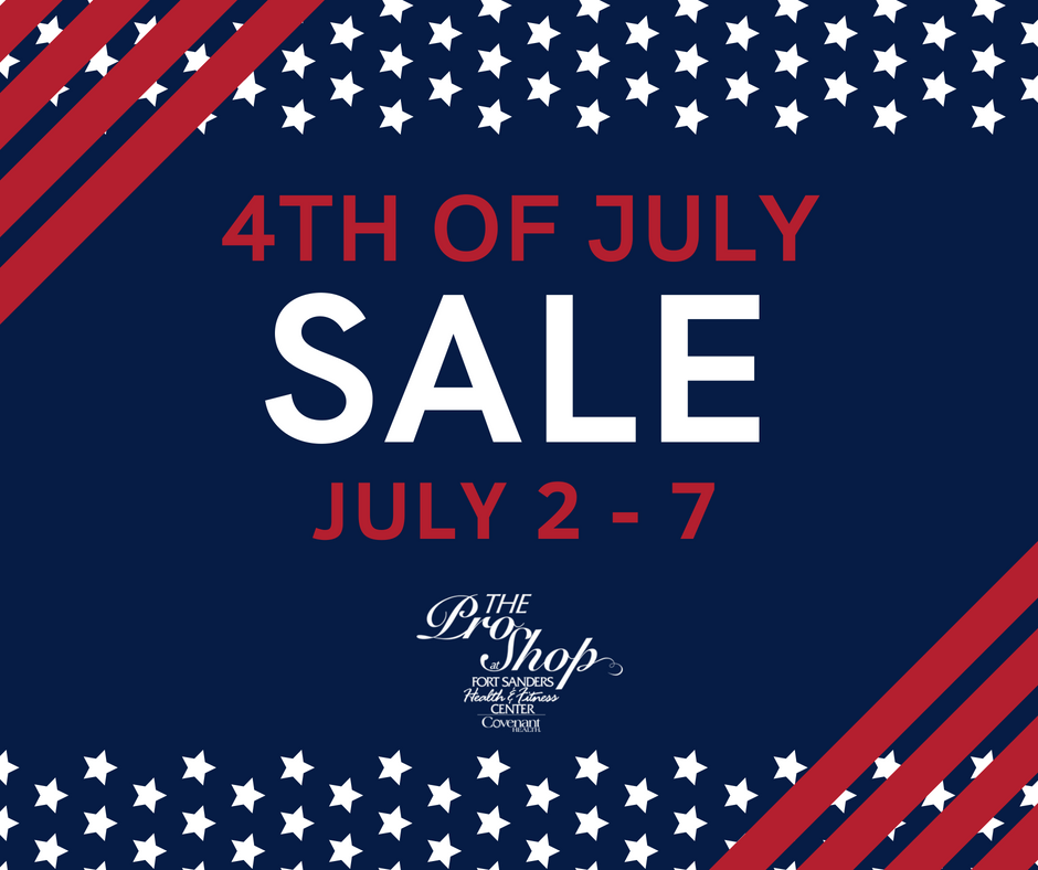 Pro Shop 4th of July Sale