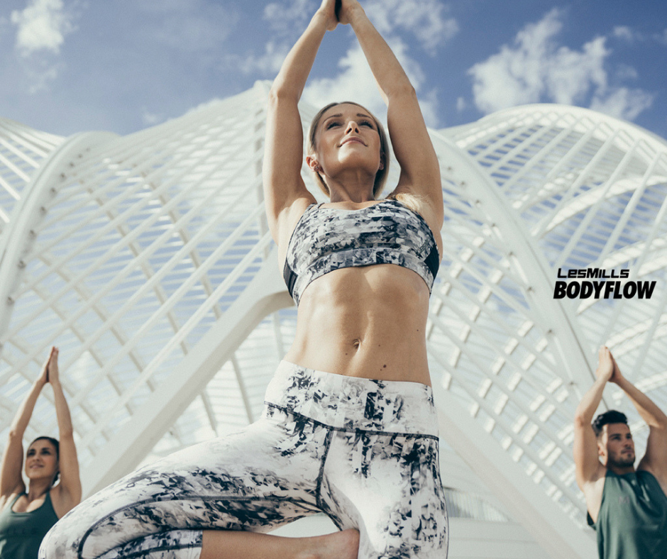 Fall 2018 Les Mills Launches at FSHFC