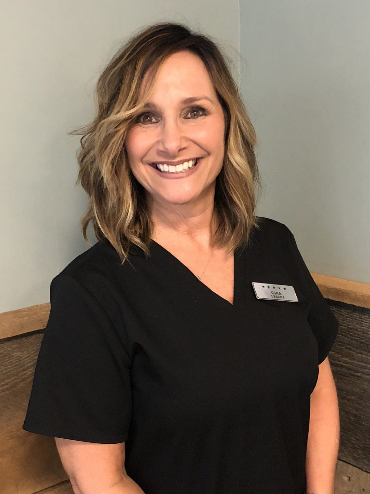 Gina Houk Aesthetician at The Day Spa