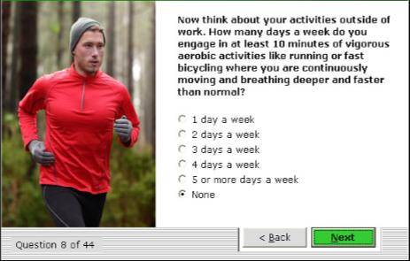 Wellness Profile