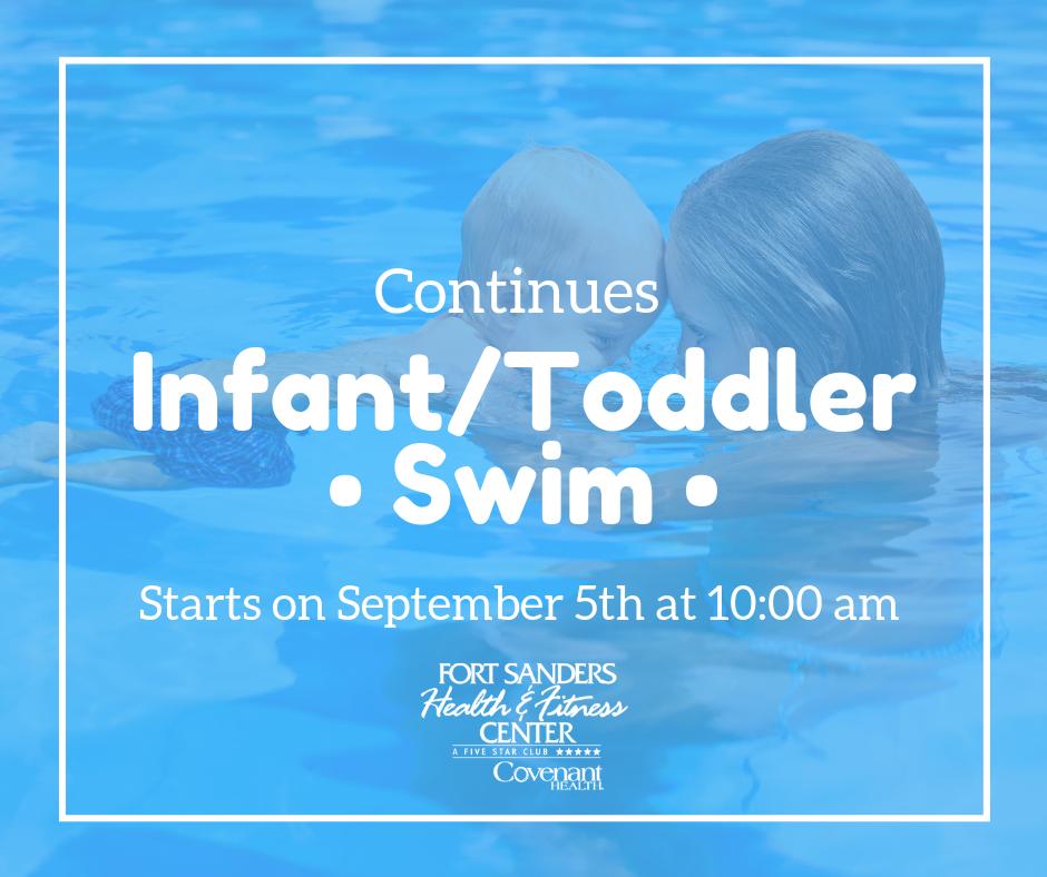 Infant toddler swim