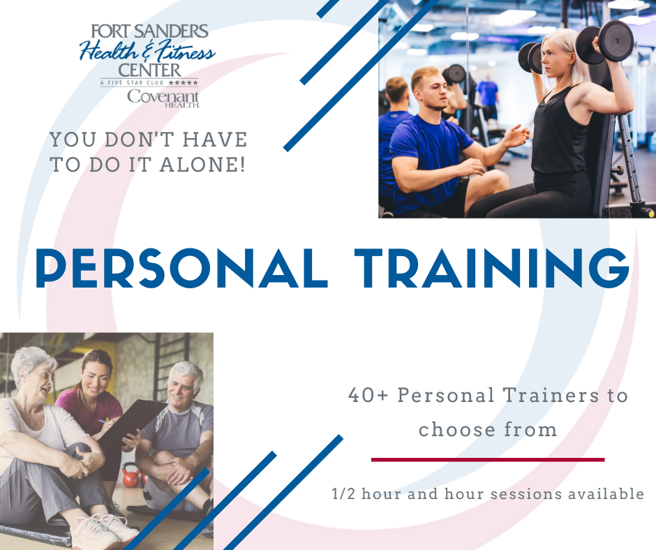 Male and Female Personal Trainers
