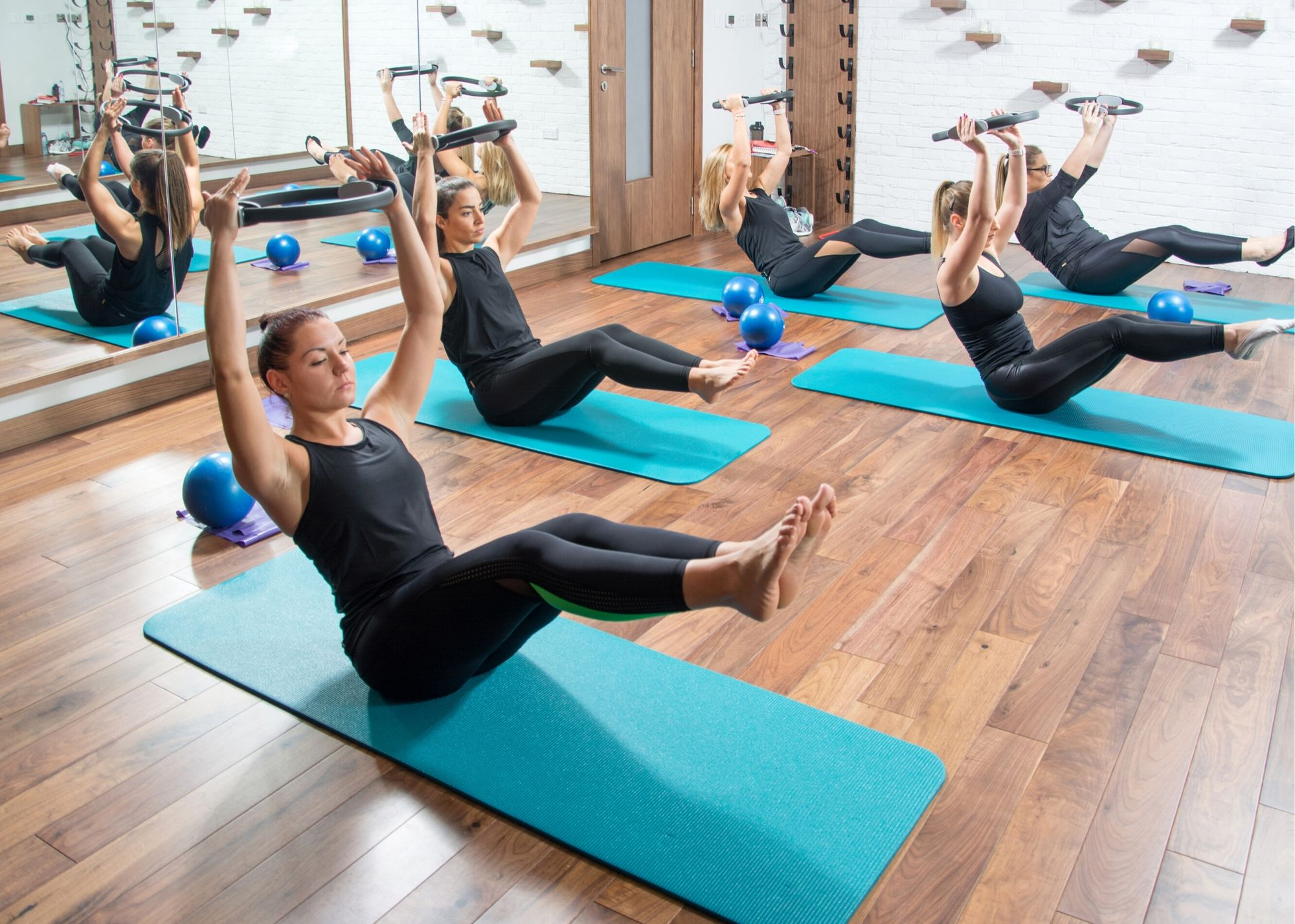 group fitness in knoxville