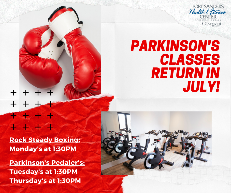 Parkinson's classes