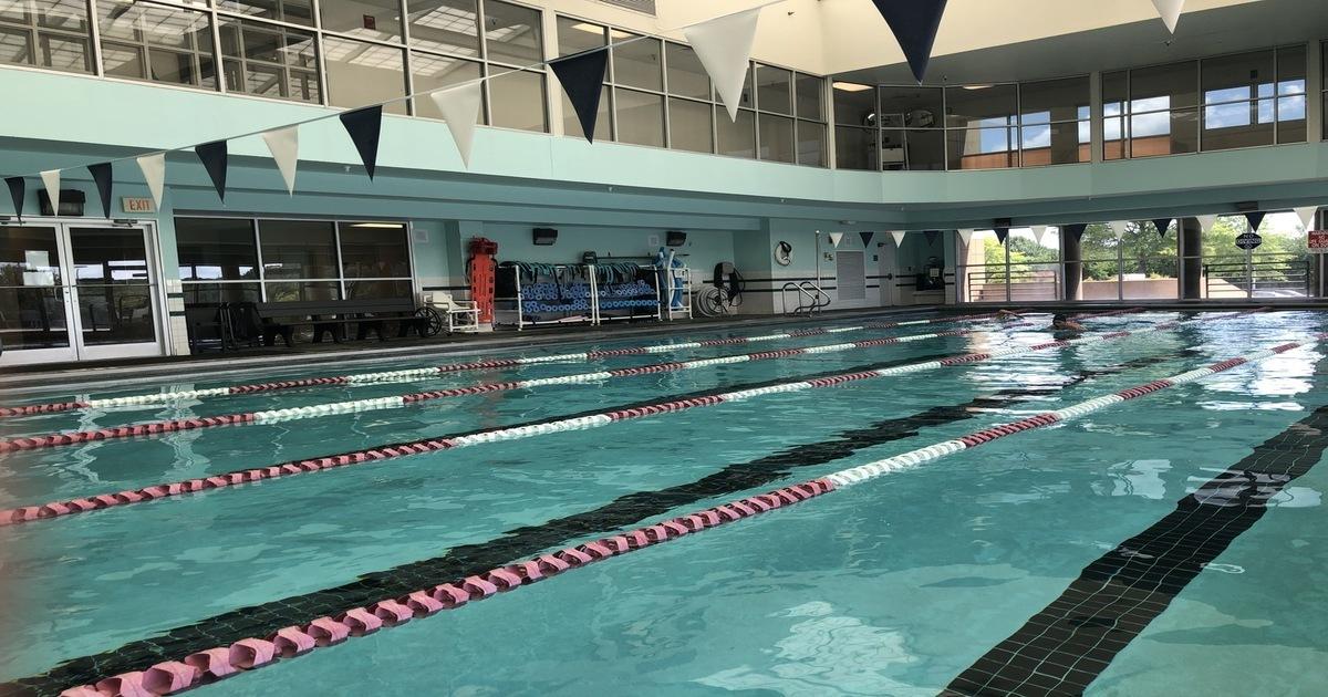 Indoor Aquatics Pool