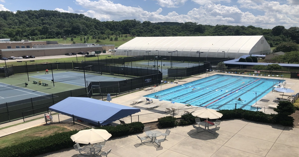 Knoxville Outdoor Pool
