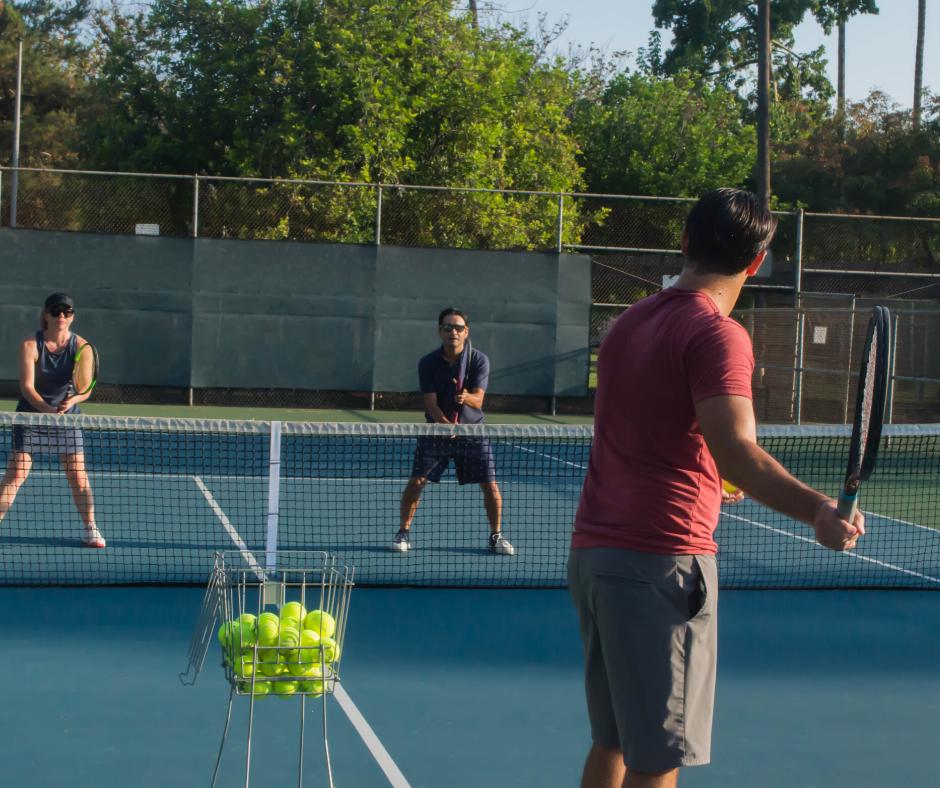 Knoxville Tennis Programs