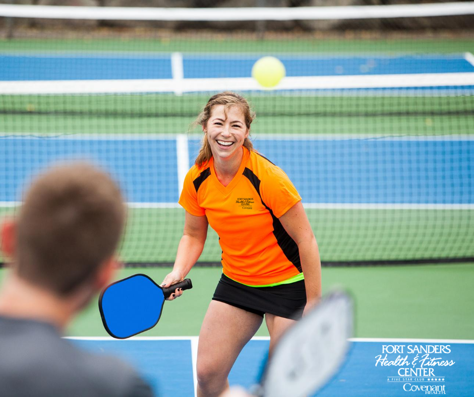 Pickleball in Knoxville