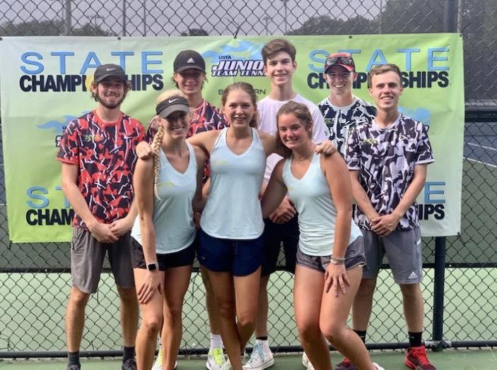 Tennis State Champions