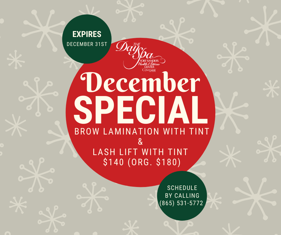 December Spa Special