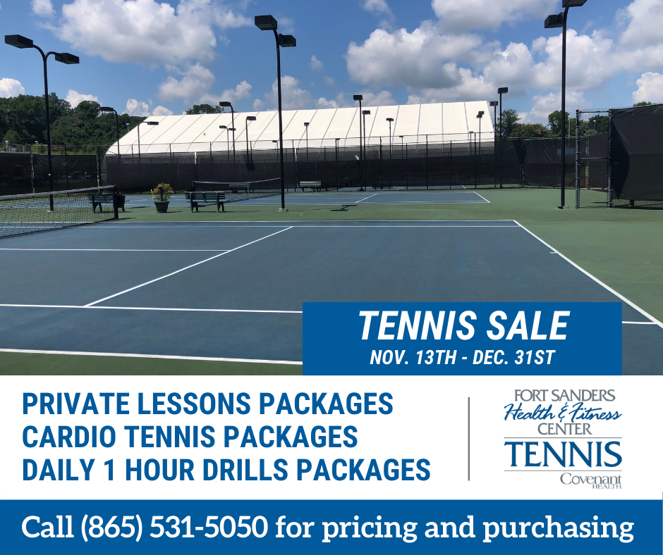 Knoxville Tennis Sale